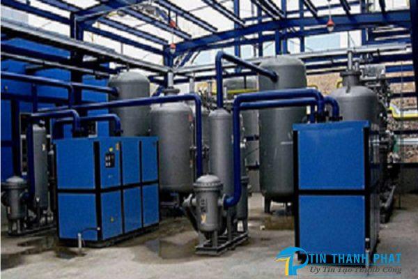 nhà máy tạo khí nito công nghiệp