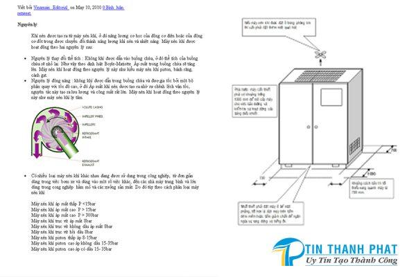 Đọc kỹ thủ hướng dẫn sử dụng đính kèm từ nhà sản xuất