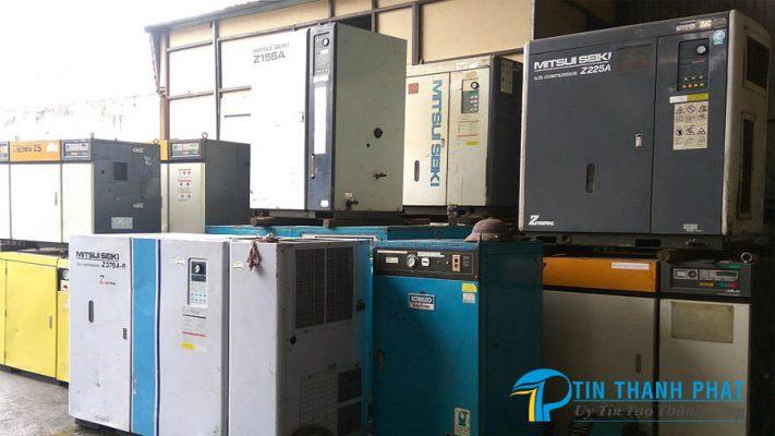 Công suất thực tế của máy nén khí phù hợp với nhu cầu sử dụng