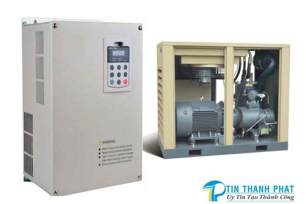lợi ích của máy biến tần đối với máy nén khí