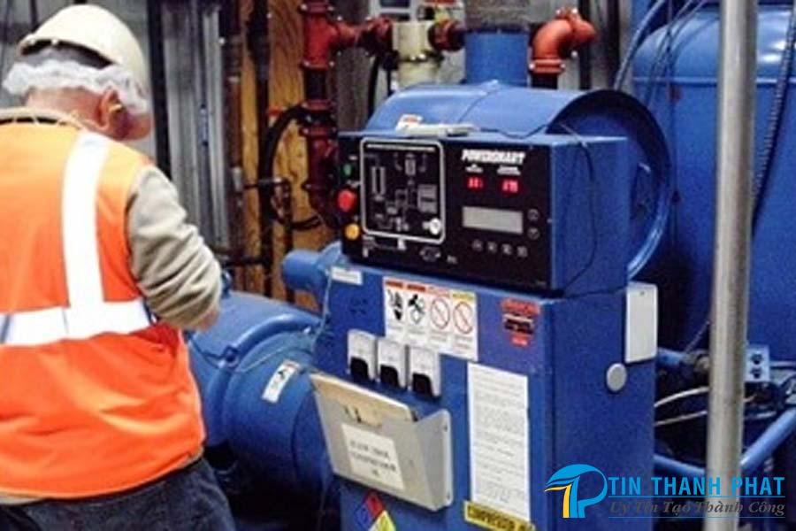 bảo dưỡng máy nén khí công nghiệp