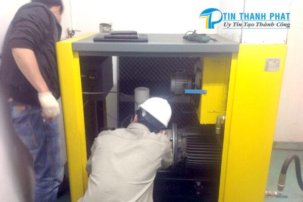 Lưu ý bảo dưỡng máy nén khí không hoạt động đúng cách
