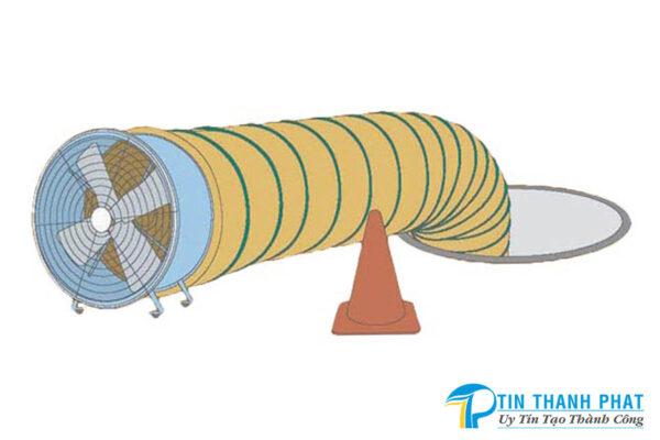 đường ống giải nhiệt làm mát náy nén khí