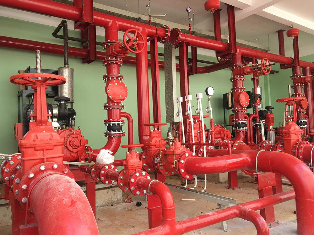 Ứng dụng Máy nén khí Công nghiệp