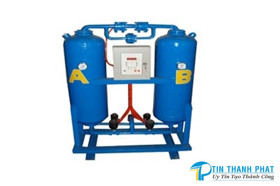 Phân Biệt Máy sấy khí-máy sấy khí hấp thụ