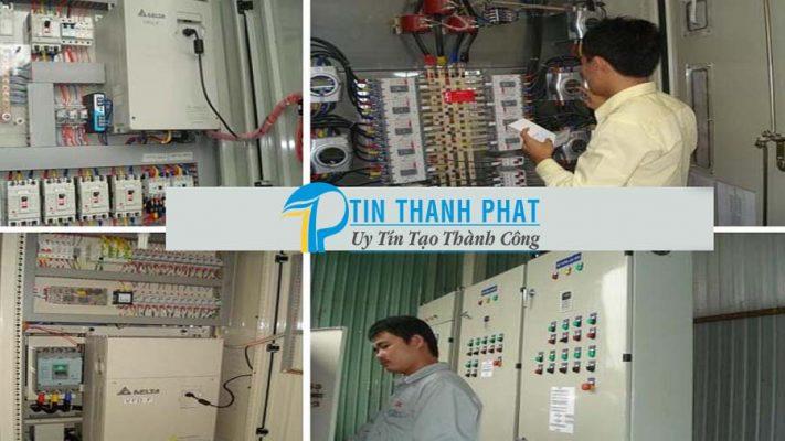Quá trình hoạt động của máy nén khí để điều chỉnh áp suất