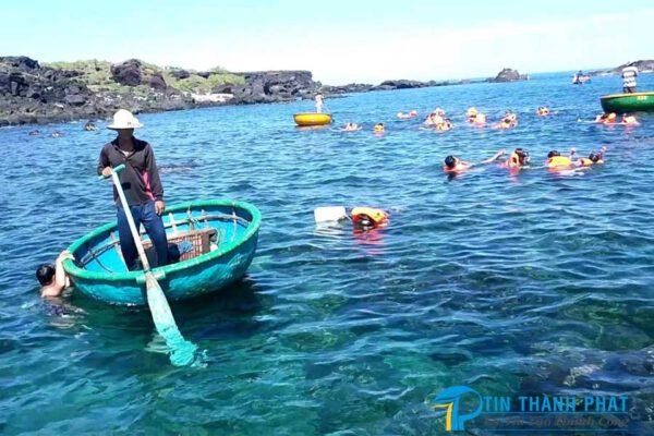 ngư dân ở đảo Lý Sơn