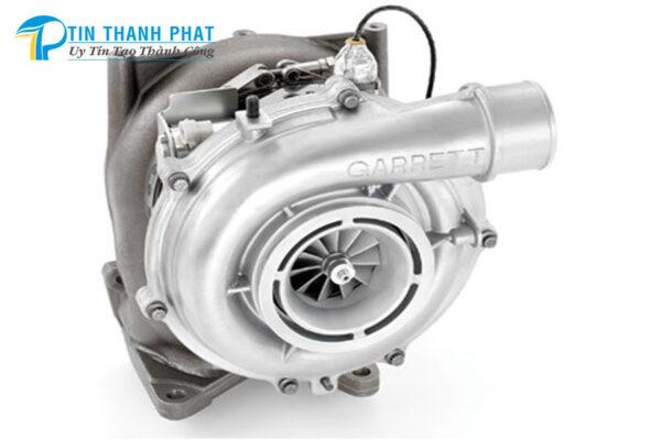 động cơ turbo tăng áp xe hơi
