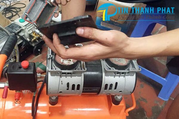 bảo dưỡng phụ kiện máy nén khí piston