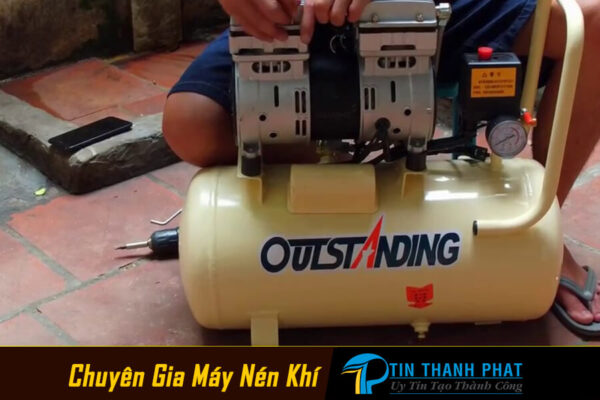 sửa chữa máy nén khí đơn giản hiệu quả