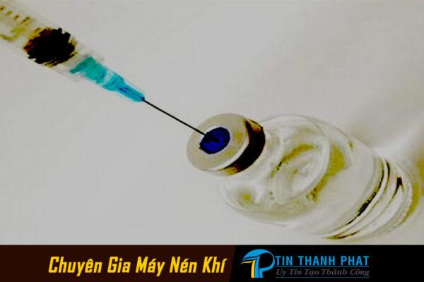 Ứng dụng khí ni tơ trong ngành y dược