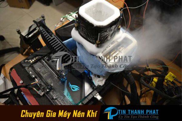 Ứng dụng khí nitơ làm mát thiết bị điện tử