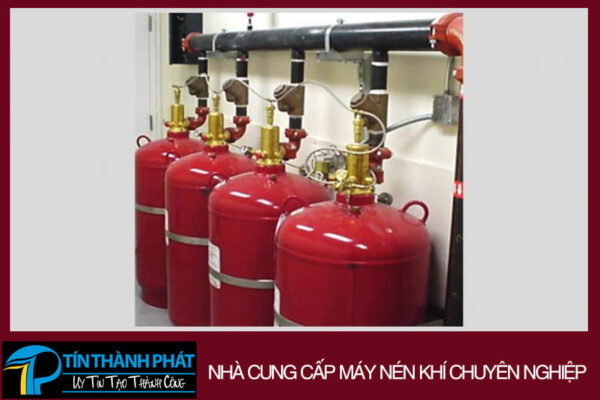 Hệ thống phòng cháy chữa cháy bằng khí ni tơ