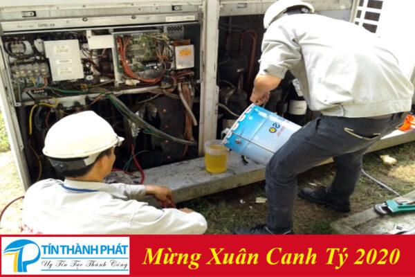 Thao tác thay dầu nhớt cho máy nén khí cần đúng kỹ thuật